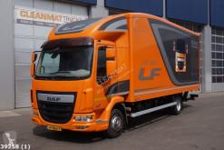 Camión furgón usado DAF LF 210