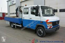 camion Mercedes Vario 814 D Vario Doka 6-Sitze Kran 1.9 to.