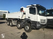 Mercedes two-way side tipper truck Arocs 3243 K
