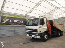 DAF CF 320 truck used construction dump