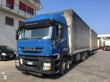 Camion cu prelata si obloane Iveco Stralis 420