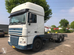 Camion DAF XF châssis occasion