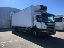 Used mono temperature refrigerated truck Scania P 250