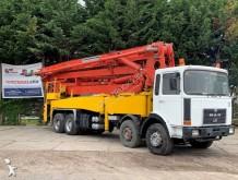 MAN 33.331 truck used concrete pump truck