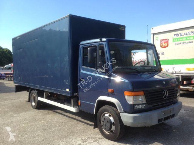 Voir les photos Camion Mercedes Vario
