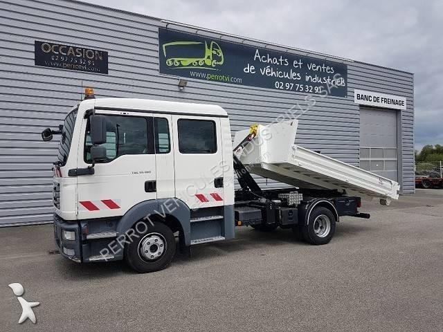 Voir les photos Camion MAN TGL 10.180