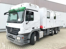 Camion Mercedes Actros 2536 L 6x2/4/1836L 2536 L 6x2/4 mit Vorlauflenkachse, Werkstattausrüstung