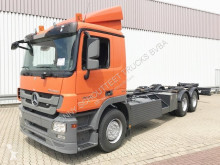 Camion châssis Mercedes Actros 2641 L 6x4 2641 L 6x4 Standheizung