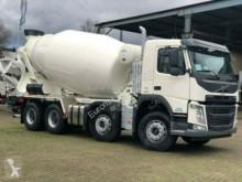 ciężarówka Volvo FM12 410 8x4 37t /EuromixMTP EM 10m³ Vermietung