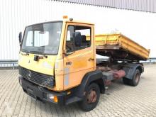 Mercedes LK 814 K 4x2 814 K 4x2, 6-Zylinder Motor truck used three-way side tipper