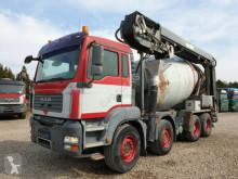 камион бетон миксер MAN
