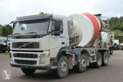 camion Volvo FM 380 8x4 / Mischer 9m³