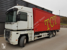 Used beverage delivery flatbed truck Renault Magnum 480 DXI 6x2 Getränkezug LaSi