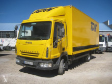 Teherautó Iveco Eurocargo 90E18 használt polcozható furgon
