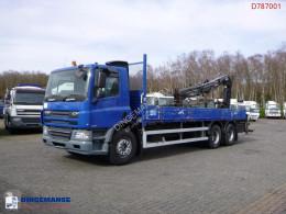 Camión caja abierta DAF CF 75.310