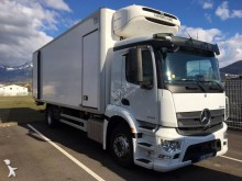 Mercedes Antos 1840 truck used mono temperature refrigerated