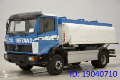 Mercedes chemical tanker truck 1317