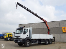 Camion second-hand Renault Kerax 370