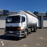 Mercedes Atego 1823 truck used food tanker
