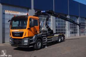 Camion polybenne occasion MAN TGS