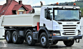Scania P380 Kipper 5,70m + Bordmatic *8x4*Topzustand! LKW