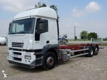 Camion Iveco Stralis 400 polybenne occasion