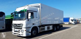 Mercedes insulated truck