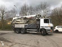 használt betonpumpa teherautó