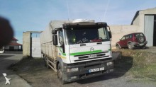 Iveco dropside truck Eurotech