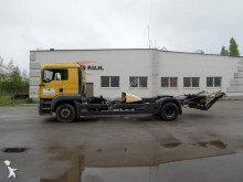 MAN chassis truck TGA 18.310