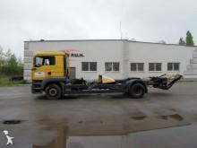 Teherautó MAN TGA 18.310 használt alváz