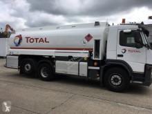 Volvo FM12 380 truck used tanker
