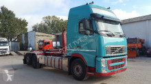 Camion polybenne occasion Volvo FH13 460