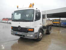 Camion Mercedes Atego 1217 benne occasion