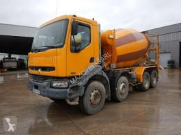 Camion calcestruzzo rotore / Mescolatore usato Renault Kerax