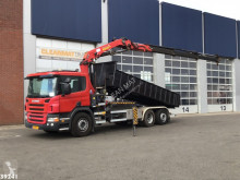 Scania tipper truck P 320