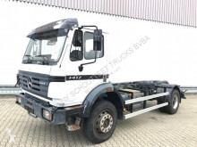 Camion Mercedes Atego 822 L 4x2 822 L 4x2, Cityabroller polybenne occasion