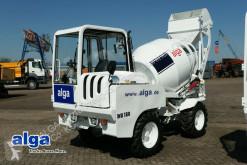 Kamión betonárske zariadenie ALGA, 2,6 m³., Yanmar Motor, Kabine!