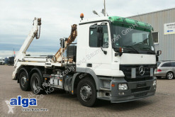 Camion Mercedes Actros 2641 Actros, 6x2, Meiller AK 16, 3 achser, AHK! multibenne occasion