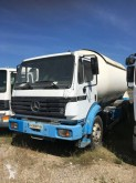 Mercedes 1824 truck used gas tanker