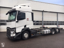 camion Renault T 460 6x2 26T PORTE CONTAINER *EXPORT*