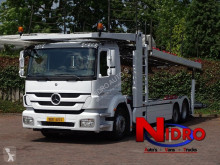 Mercedes car carrier truck Axor