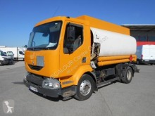Camion Renault Midlum 210 citerne hydrocarbures occasion