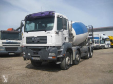 MAN TGA 35.350 truck used concrete mixer