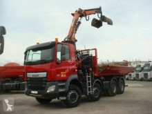 DAF two-way side tipper truck CF 410