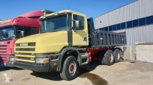 Scania Torpedo truck used tipper