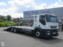 Iveco Stralis 310 truck used heavy equipment transport
