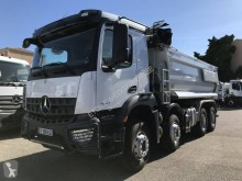 Camion benne Enrochement occasion Mercedes Arocs 3243 KN