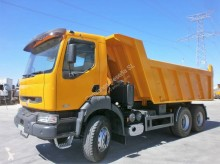 Camion Renault Kerax 420 benne occasion