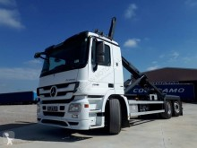 Camion polybenne occasion Mercedes Actros 2546